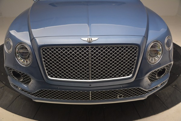New 2018 Bentley Bentayga for sale Sold at Rolls-Royce Motor Cars Greenwich in Greenwich CT 06830 13