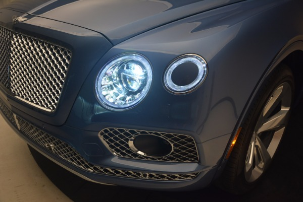 New 2018 Bentley Bentayga for sale Sold at Rolls-Royce Motor Cars Greenwich in Greenwich CT 06830 16