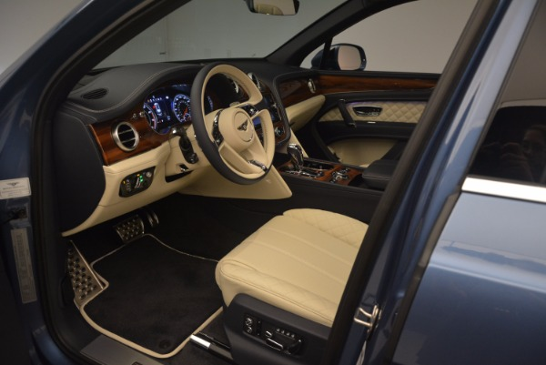 New 2018 Bentley Bentayga for sale Sold at Rolls-Royce Motor Cars Greenwich in Greenwich CT 06830 22