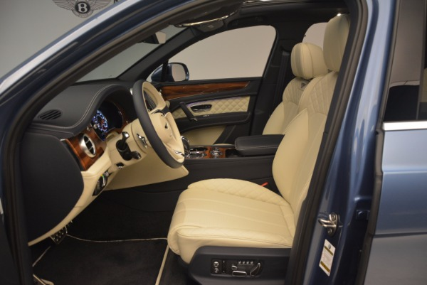 New 2018 Bentley Bentayga for sale Sold at Rolls-Royce Motor Cars Greenwich in Greenwich CT 06830 23