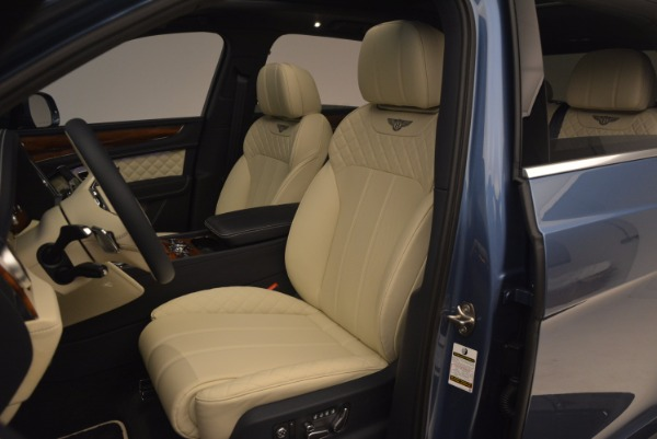 New 2018 Bentley Bentayga for sale Sold at Rolls-Royce Motor Cars Greenwich in Greenwich CT 06830 24