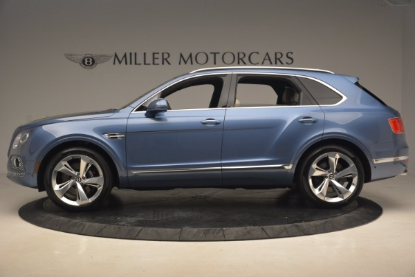 New 2018 Bentley Bentayga for sale Sold at Rolls-Royce Motor Cars Greenwich in Greenwich CT 06830 3