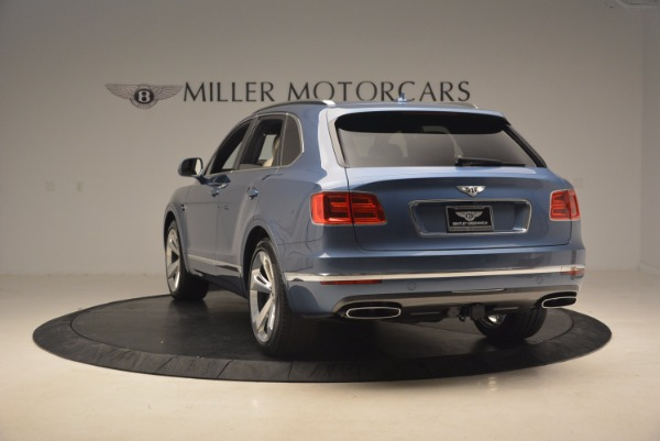 New 2018 Bentley Bentayga for sale Sold at Rolls-Royce Motor Cars Greenwich in Greenwich CT 06830 5