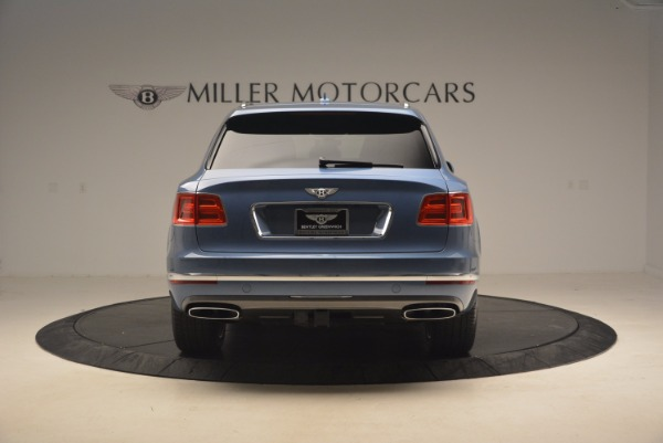 New 2018 Bentley Bentayga for sale Sold at Rolls-Royce Motor Cars Greenwich in Greenwich CT 06830 6