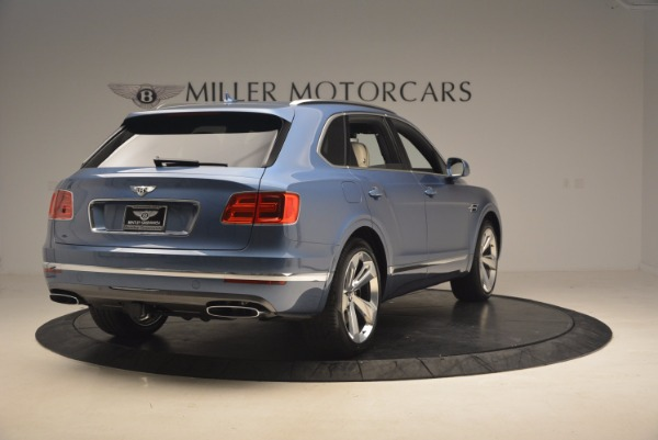 New 2018 Bentley Bentayga for sale Sold at Rolls-Royce Motor Cars Greenwich in Greenwich CT 06830 7