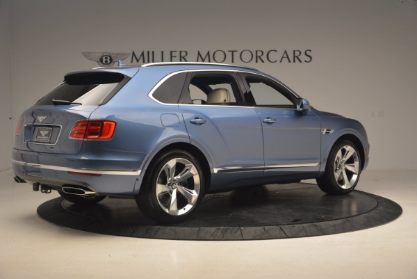 New 2018 Bentley Bentayga for sale Sold at Rolls-Royce Motor Cars Greenwich in Greenwich CT 06830 8