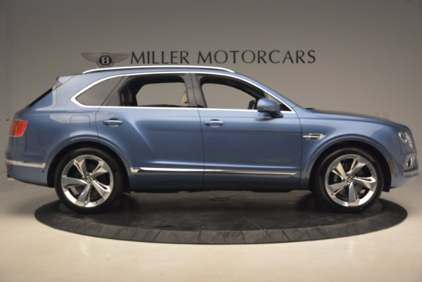New 2018 Bentley Bentayga for sale Sold at Rolls-Royce Motor Cars Greenwich in Greenwich CT 06830 9