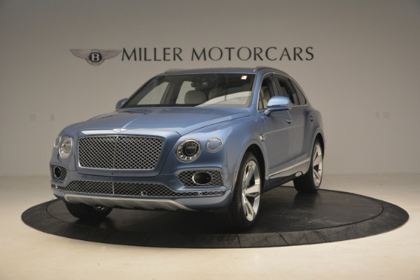New 2018 Bentley Bentayga for sale Sold at Rolls-Royce Motor Cars Greenwich in Greenwich CT 06830 1