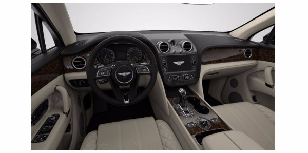 Used 2017 Bentley Bentayga W12 for sale Sold at Rolls-Royce Motor Cars Greenwich in Greenwich CT 06830 9