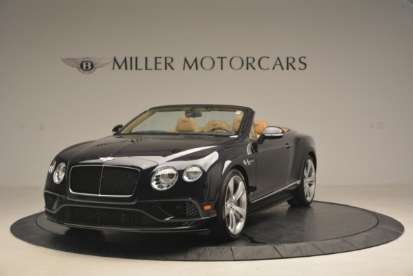 New 2017 Bentley Continental GT V8 S for sale Sold at Rolls-Royce Motor Cars Greenwich in Greenwich CT 06830 1