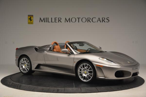Used 2005 Ferrari F430 Spider 6-Speed Manual for sale Sold at Rolls-Royce Motor Cars Greenwich in Greenwich CT 06830 10