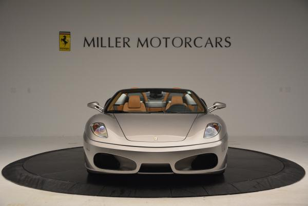 Used 2005 Ferrari F430 Spider 6-Speed Manual for sale Sold at Rolls-Royce Motor Cars Greenwich in Greenwich CT 06830 12
