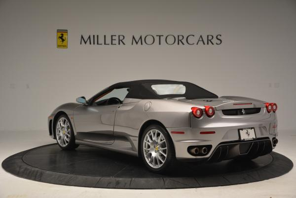 Used 2005 Ferrari F430 Spider 6-Speed Manual for sale Sold at Rolls-Royce Motor Cars Greenwich in Greenwich CT 06830 17