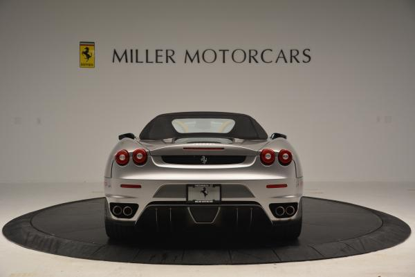 Used 2005 Ferrari F430 Spider 6-Speed Manual for sale Sold at Rolls-Royce Motor Cars Greenwich in Greenwich CT 06830 18