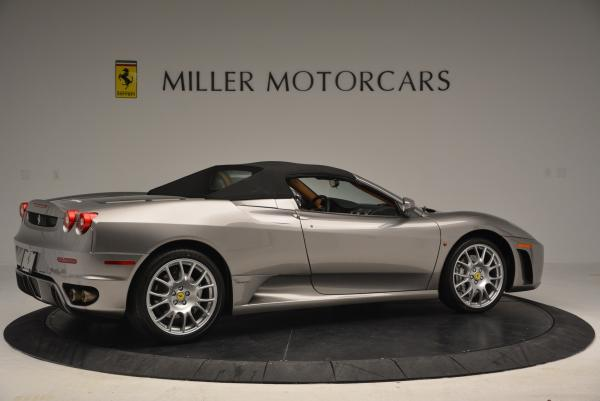 Used 2005 Ferrari F430 Spider 6-Speed Manual for sale Sold at Rolls-Royce Motor Cars Greenwich in Greenwich CT 06830 20