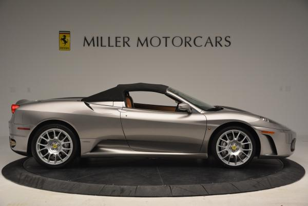Used 2005 Ferrari F430 Spider 6-Speed Manual for sale Sold at Rolls-Royce Motor Cars Greenwich in Greenwich CT 06830 21