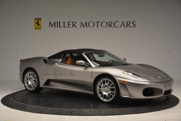 Used 2005 Ferrari F430 Spider 6-Speed Manual for sale Sold at Rolls-Royce Motor Cars Greenwich in Greenwich CT 06830 22