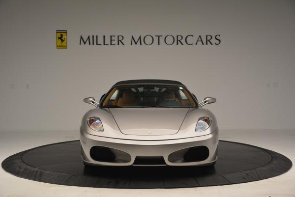 Used 2005 Ferrari F430 Spider 6-Speed Manual for sale Sold at Rolls-Royce Motor Cars Greenwich in Greenwich CT 06830 24