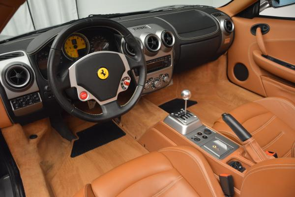 Used 2005 Ferrari F430 Spider 6-Speed Manual for sale Sold at Rolls-Royce Motor Cars Greenwich in Greenwich CT 06830 25