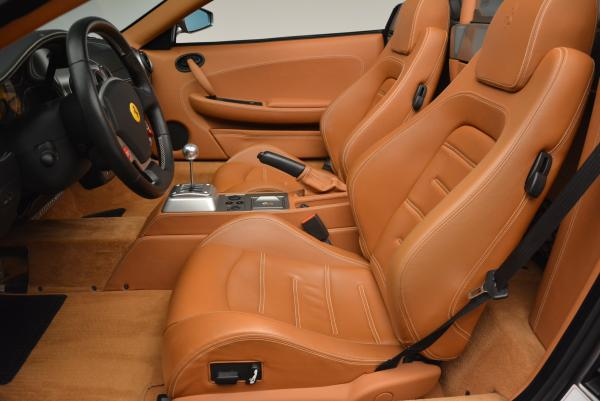 Used 2005 Ferrari F430 Spider 6-Speed Manual for sale Sold at Rolls-Royce Motor Cars Greenwich in Greenwich CT 06830 26