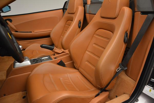 Used 2005 Ferrari F430 Spider 6-Speed Manual for sale Sold at Rolls-Royce Motor Cars Greenwich in Greenwich CT 06830 27