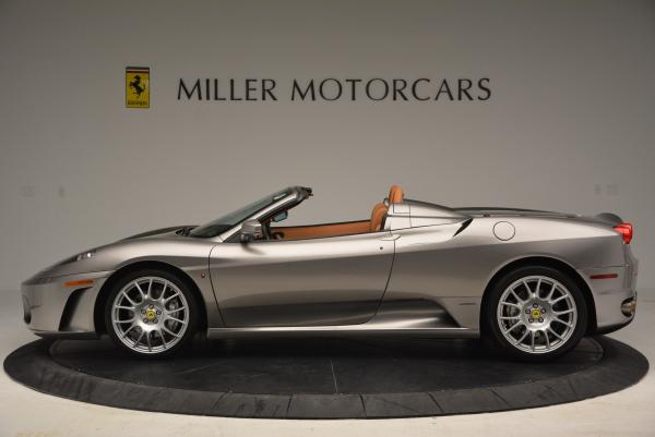 Used 2005 Ferrari F430 Spider 6-Speed Manual for sale Sold at Rolls-Royce Motor Cars Greenwich in Greenwich CT 06830 3