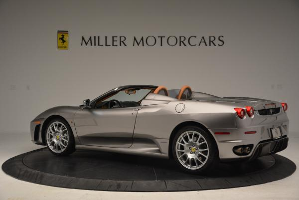 Used 2005 Ferrari F430 Spider 6-Speed Manual for sale Sold at Rolls-Royce Motor Cars Greenwich in Greenwich CT 06830 4