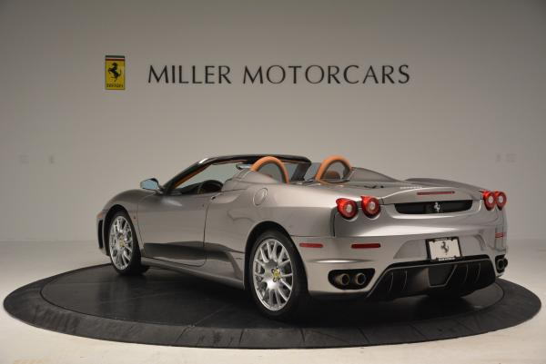 Used 2005 Ferrari F430 Spider 6-Speed Manual for sale Sold at Rolls-Royce Motor Cars Greenwich in Greenwich CT 06830 5