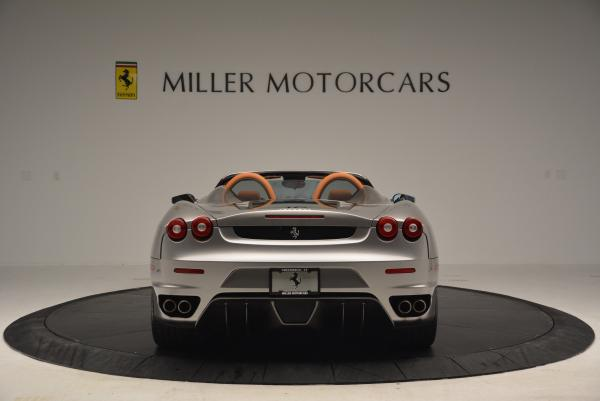 Used 2005 Ferrari F430 Spider 6-Speed Manual for sale Sold at Rolls-Royce Motor Cars Greenwich in Greenwich CT 06830 6