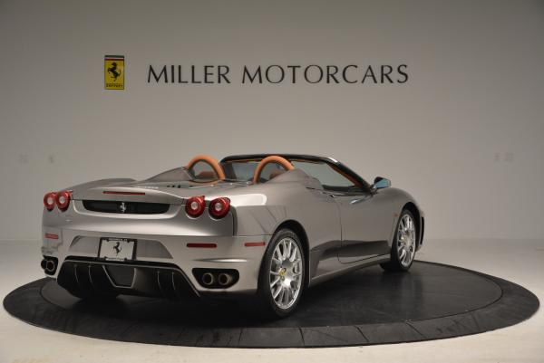 Used 2005 Ferrari F430 Spider 6-Speed Manual for sale Sold at Rolls-Royce Motor Cars Greenwich in Greenwich CT 06830 7