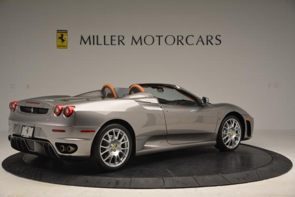 Used 2005 Ferrari F430 Spider 6-Speed Manual for sale Sold at Rolls-Royce Motor Cars Greenwich in Greenwich CT 06830 8