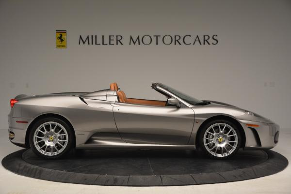 Used 2005 Ferrari F430 Spider 6-Speed Manual for sale Sold at Rolls-Royce Motor Cars Greenwich in Greenwich CT 06830 9