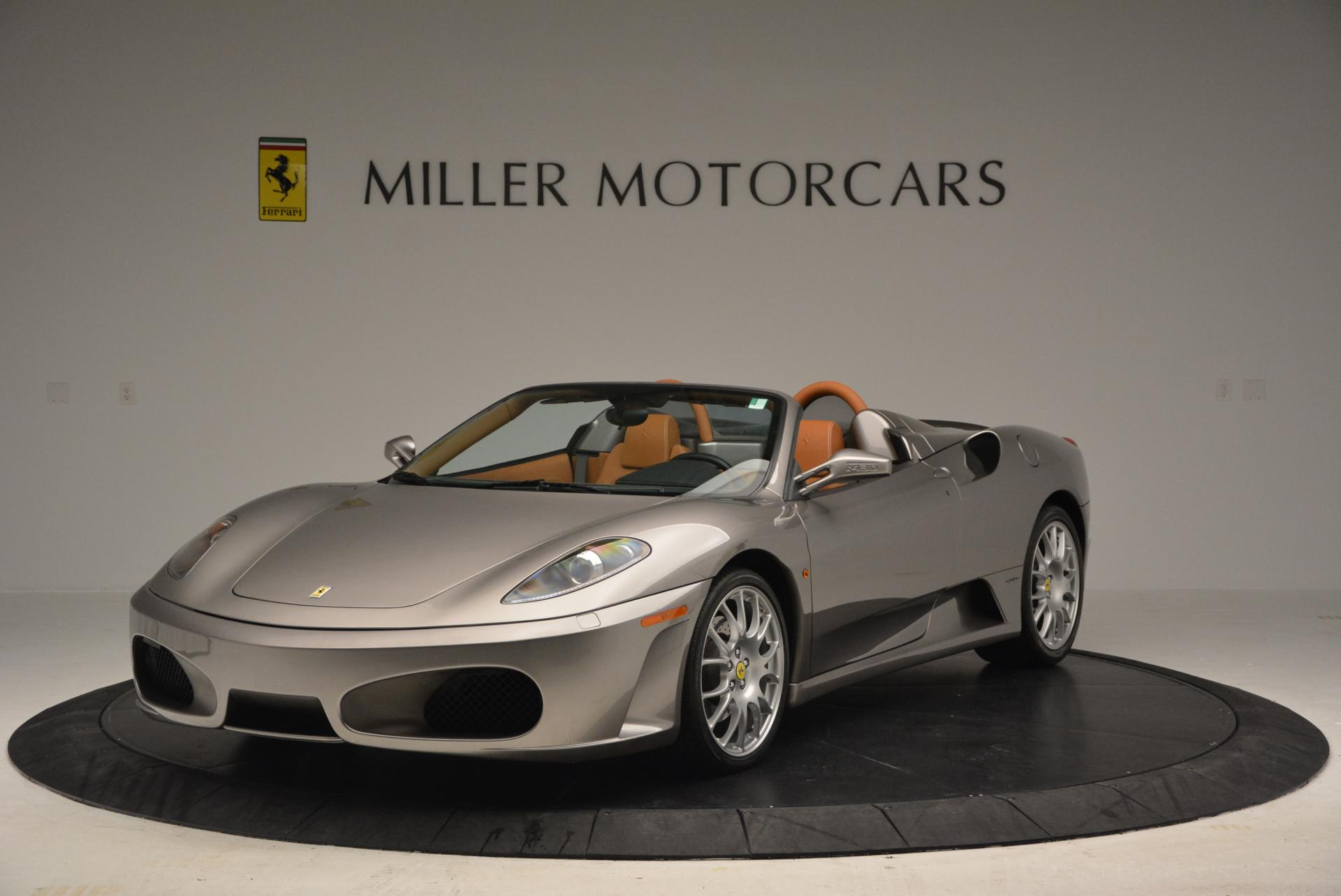 Used 2005 Ferrari F430 Spider 6-Speed Manual for sale Sold at Rolls-Royce Motor Cars Greenwich in Greenwich CT 06830 1
