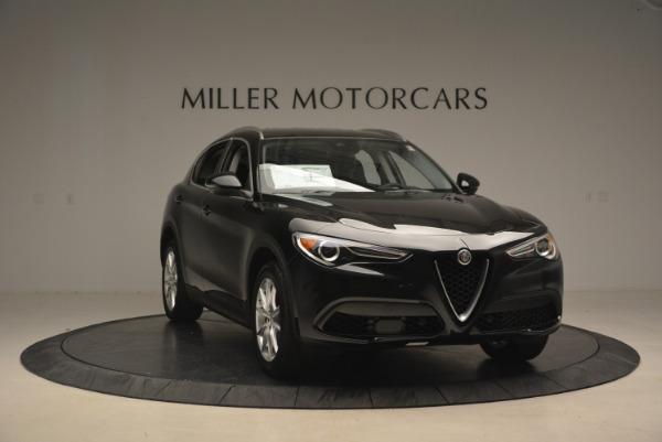 New 2018 Alfa Romeo Stelvio Ti Q4 for sale Sold at Rolls-Royce Motor Cars Greenwich in Greenwich CT 06830 10