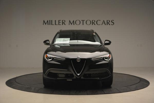 New 2018 Alfa Romeo Stelvio Ti Q4 for sale Sold at Rolls-Royce Motor Cars Greenwich in Greenwich CT 06830 11