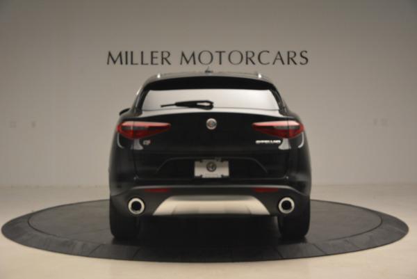 New 2018 Alfa Romeo Stelvio Ti Q4 for sale Sold at Rolls-Royce Motor Cars Greenwich in Greenwich CT 06830 5