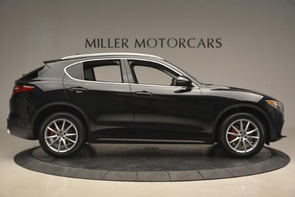 New 2018 Alfa Romeo Stelvio Ti Q4 for sale Sold at Rolls-Royce Motor Cars Greenwich in Greenwich CT 06830 9
