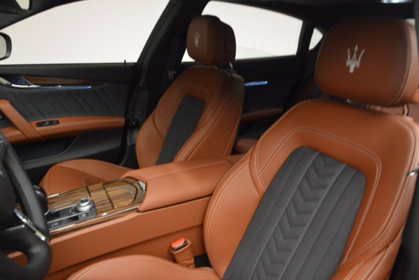 New 2017 Maserati Quattroporte S Q4 GranLusso for sale Sold at Rolls-Royce Motor Cars Greenwich in Greenwich CT 06830 17