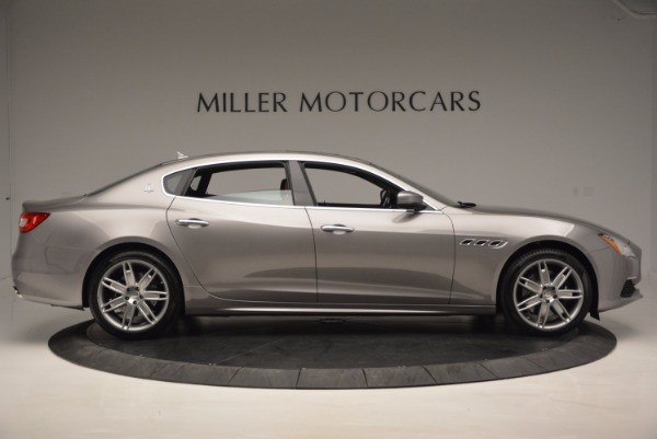 New 2017 Maserati Quattroporte S Q4 GranLusso for sale Sold at Rolls-Royce Motor Cars Greenwich in Greenwich CT 06830 9