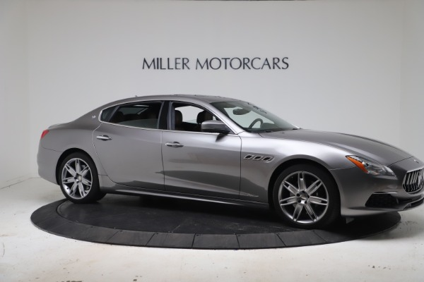 New 2017 Maserati Quattroporte SQ4 GranLusso/ Zegna for sale Sold at Rolls-Royce Motor Cars Greenwich in Greenwich CT 06830 10