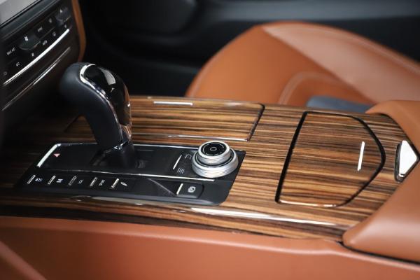Used 2017 Maserati Quattroporte SQ4 GranLusso/ Zegna for sale $62,900 at Rolls-Royce Motor Cars Greenwich in Greenwich CT 06830 16