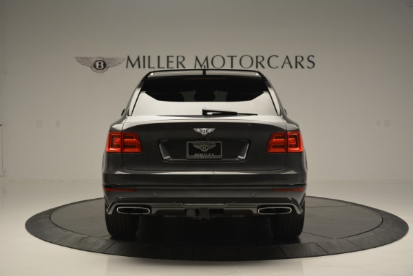 Used 2018 Bentley Bentayga W12 Signature for sale Sold at Rolls-Royce Motor Cars Greenwich in Greenwich CT 06830 6