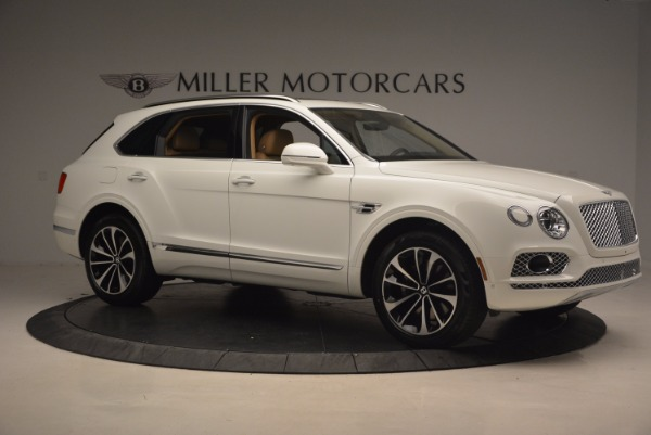 New 2018 Bentley Bentayga W12 Signature for sale Sold at Rolls-Royce Motor Cars Greenwich in Greenwich CT 06830 10