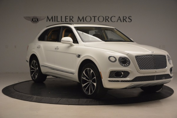New 2018 Bentley Bentayga W12 Signature for sale Sold at Rolls-Royce Motor Cars Greenwich in Greenwich CT 06830 11