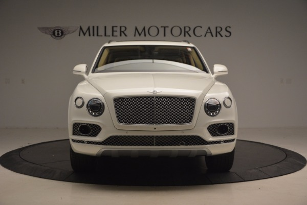 New 2018 Bentley Bentayga W12 Signature for sale Sold at Rolls-Royce Motor Cars Greenwich in Greenwich CT 06830 12