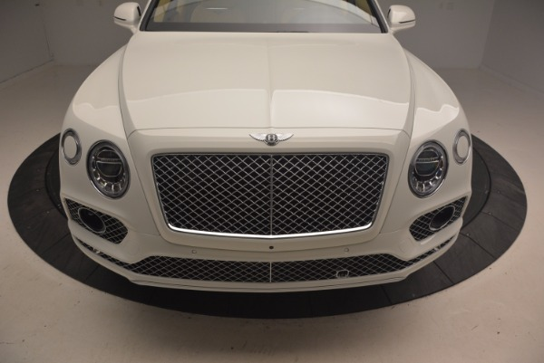 New 2018 Bentley Bentayga W12 Signature for sale Sold at Rolls-Royce Motor Cars Greenwich in Greenwich CT 06830 13