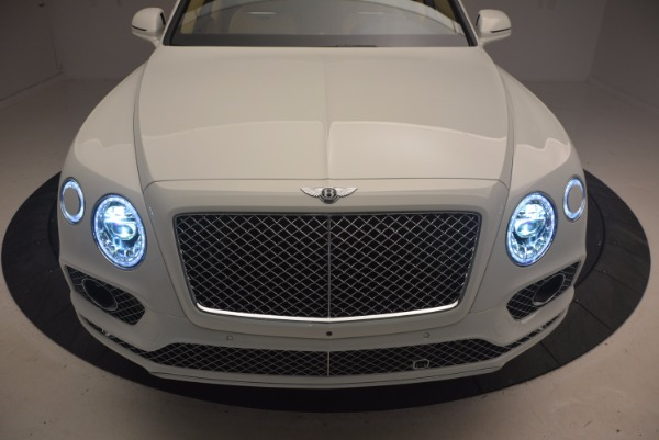 New 2018 Bentley Bentayga W12 Signature for sale Sold at Rolls-Royce Motor Cars Greenwich in Greenwich CT 06830 14
