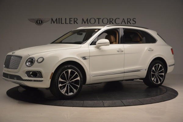 New 2018 Bentley Bentayga W12 Signature for sale Sold at Rolls-Royce Motor Cars Greenwich in Greenwich CT 06830 2