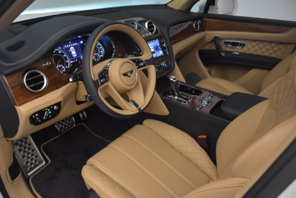 New 2018 Bentley Bentayga W12 Signature for sale Sold at Rolls-Royce Motor Cars Greenwich in Greenwich CT 06830 20