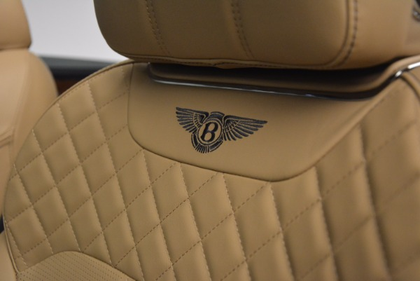 New 2018 Bentley Bentayga W12 Signature for sale Sold at Rolls-Royce Motor Cars Greenwich in Greenwich CT 06830 23